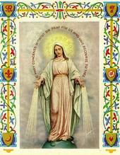 Our Lady Miraculous Medal